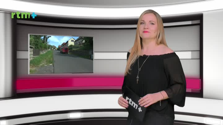 Krajský magazín o rekonstrukci Kodešovy ulice
